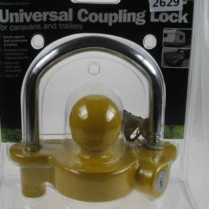 Universal Coupling Lock