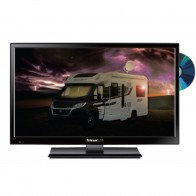 "12v / 230v Telesat 19"" TV - DVD / USB / Freeview"