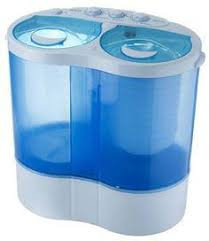 Portable Twin Tub Washing Machine