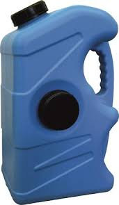 Blue 23 Litre Fresh Water Jerry Can