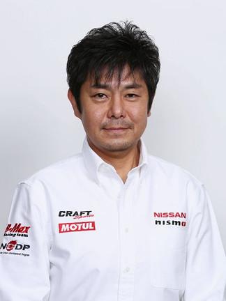 #3 TP Toshikazu Tanaka NISMO CVP-source.