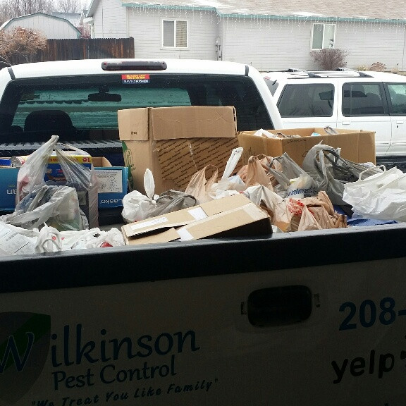 We collected nearly 1,000 lbs in 2016!!