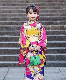 7歳振袖レンタル