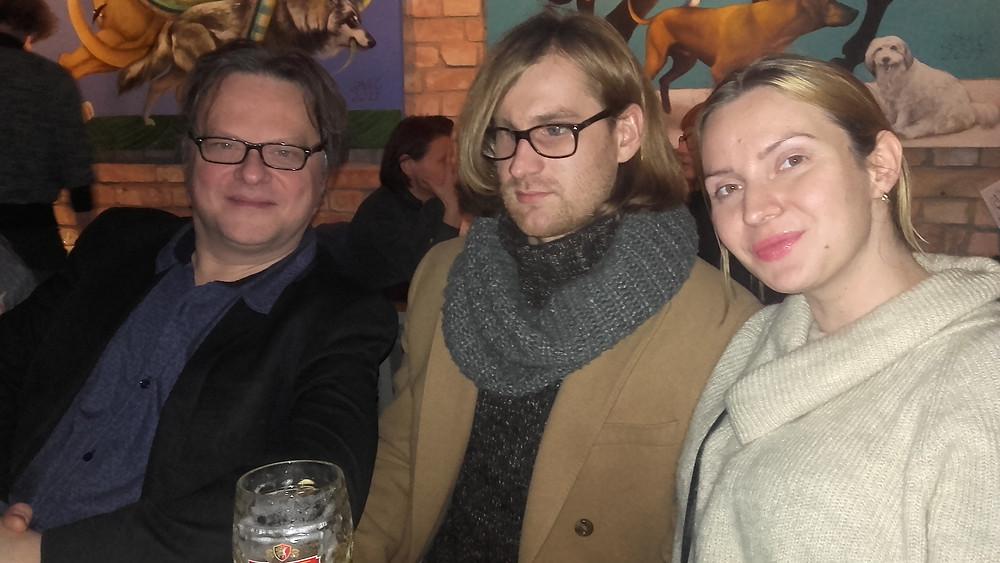 Ryszard Wojciul, Damian i Weronika Pietrasik