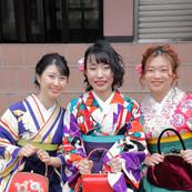 キモノホッペンの卒業式袴レンタル