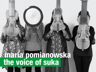 Maria Pomianowska podbija świat!