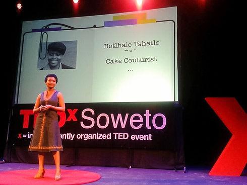 Botlhale Tshetlo Tedx Soweto.JPG