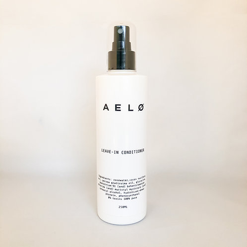 AELØ Leave-in-conditioner