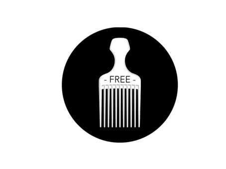 Don't comb your hair. Go COMB-FREE