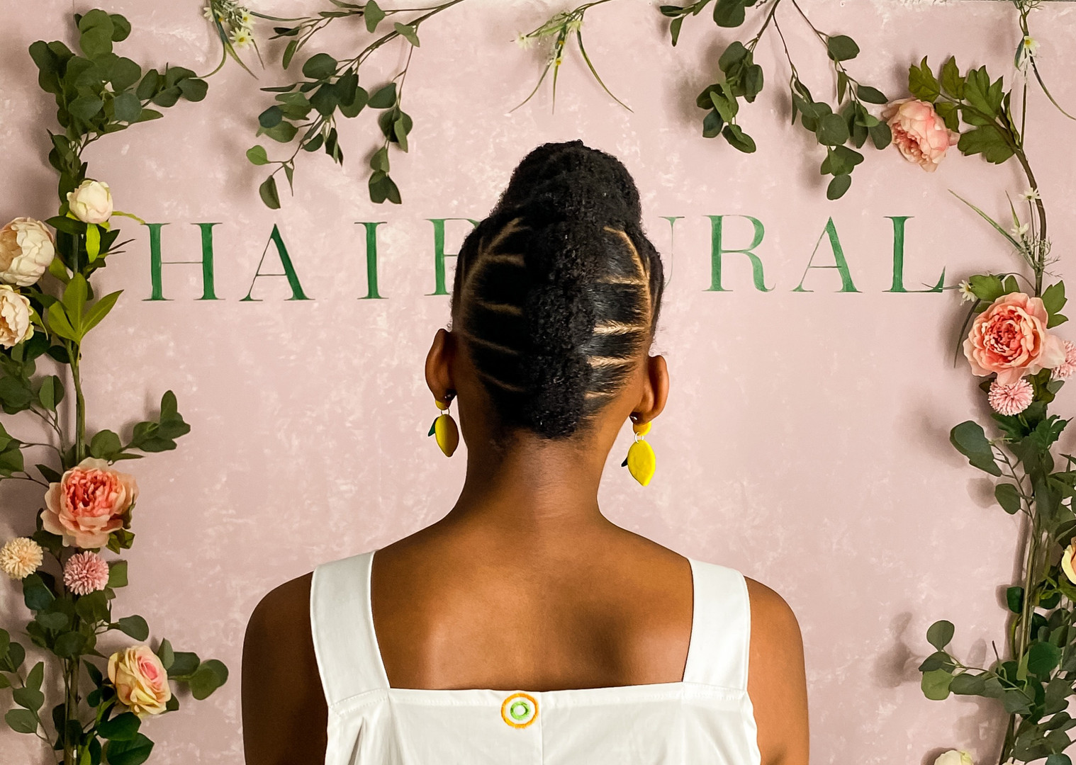 Hairtural Hairstyle
