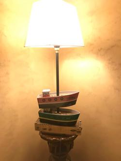 Lampe Bateau