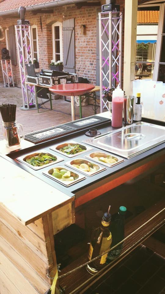 Bar à mojito