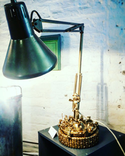 Lampe Mario