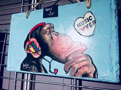 Ardoise Monkey Music