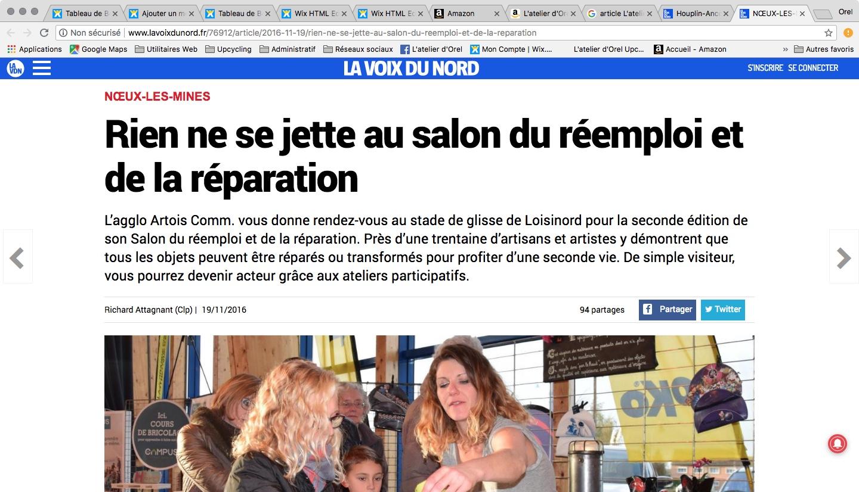 article La Voix du Nord