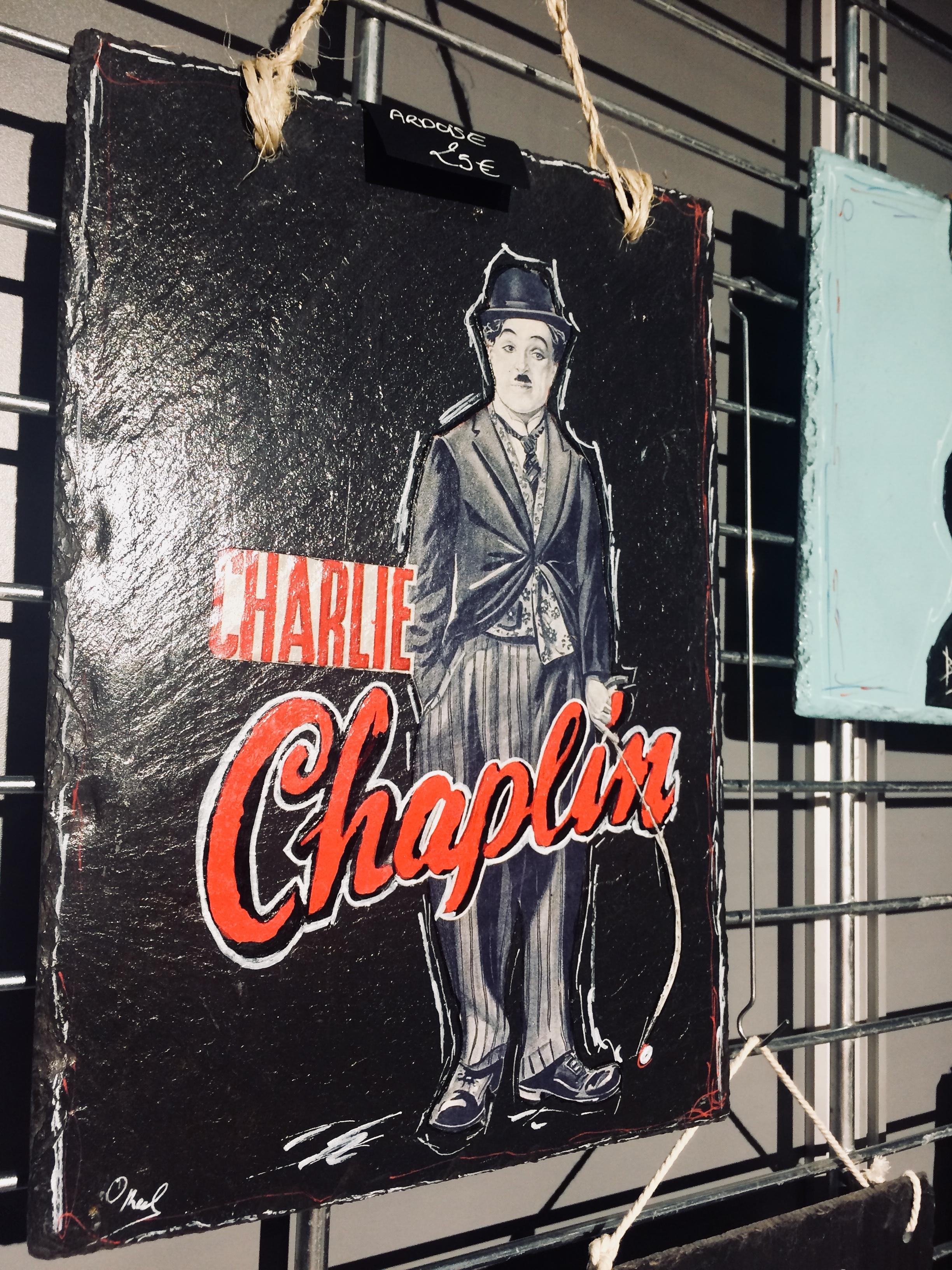 Arsoise Charly Chaplin