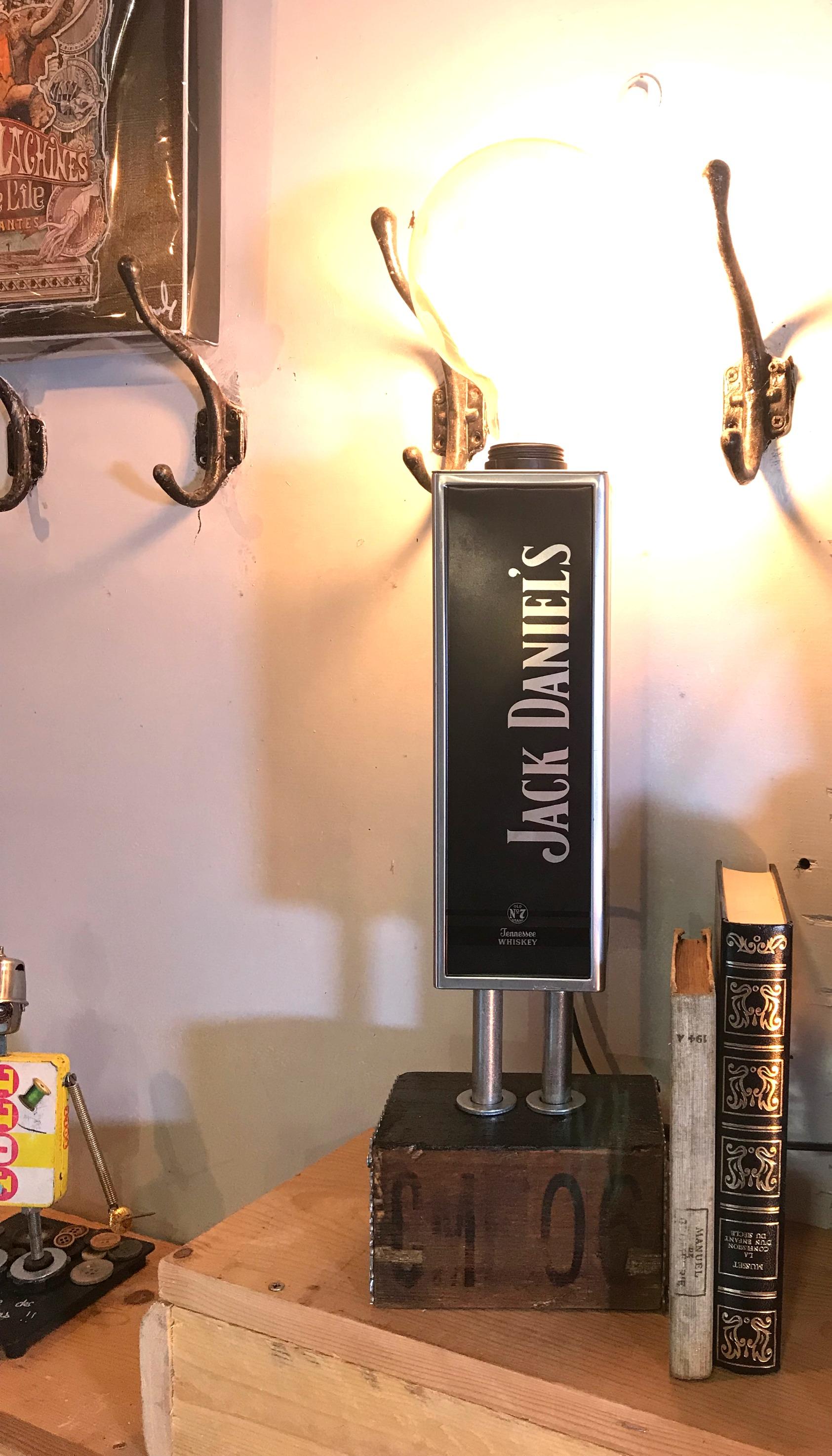 Lampe Jack Daniels