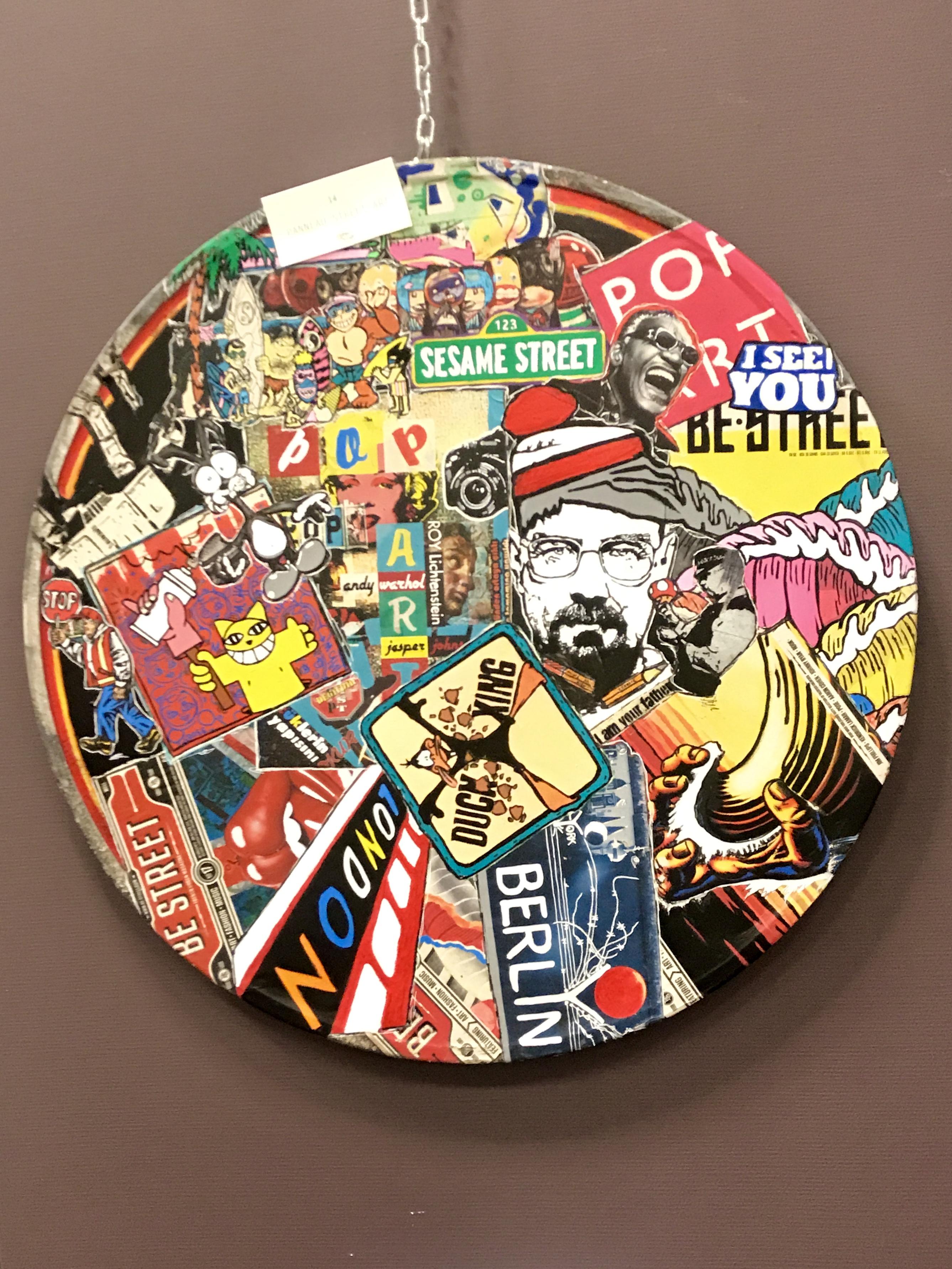 """Tableau """"street Art"""""""