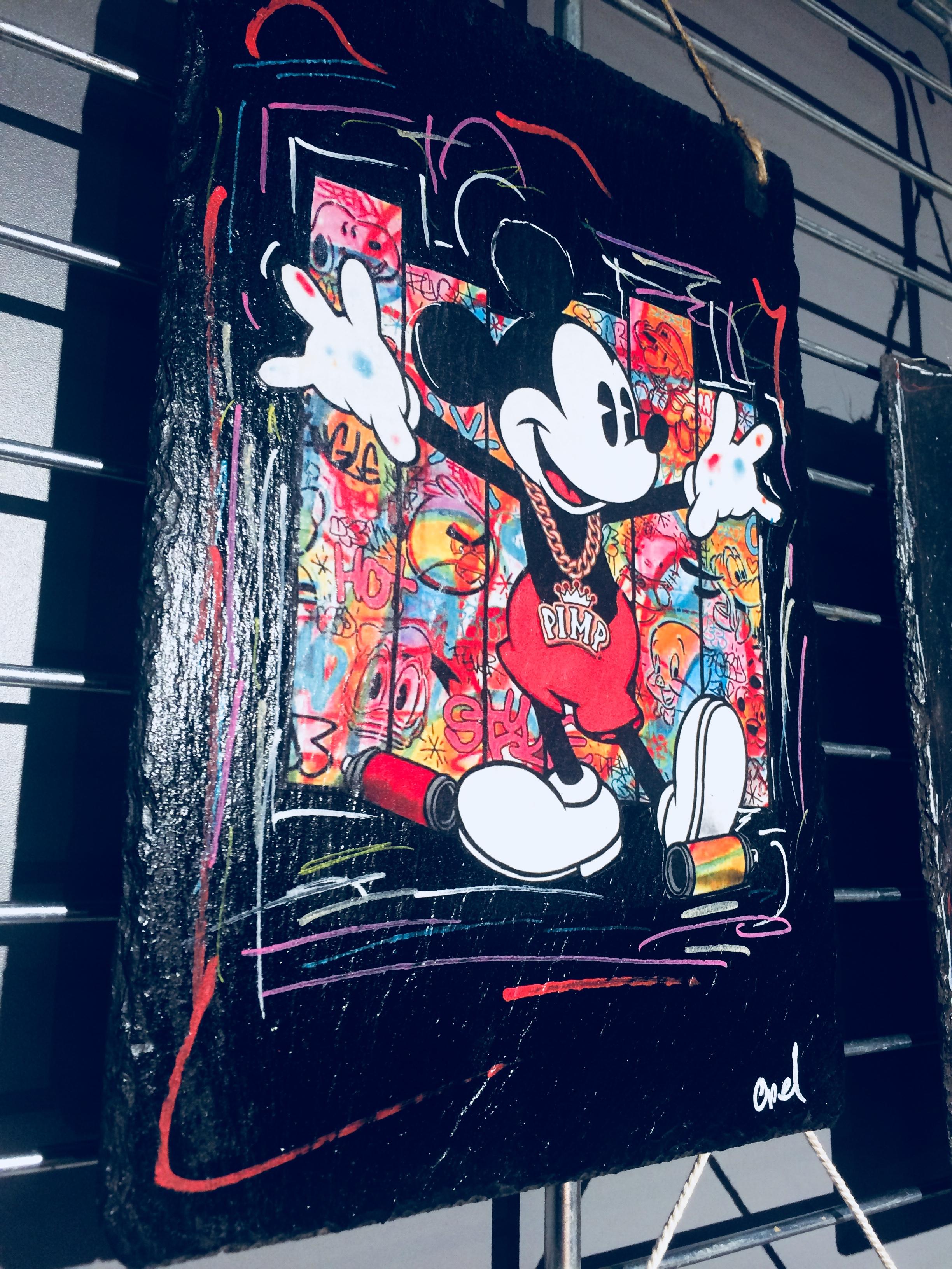 Ardoise Mickey