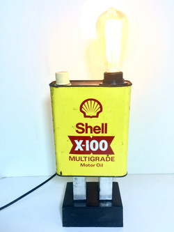 Lampe Vintage Shell