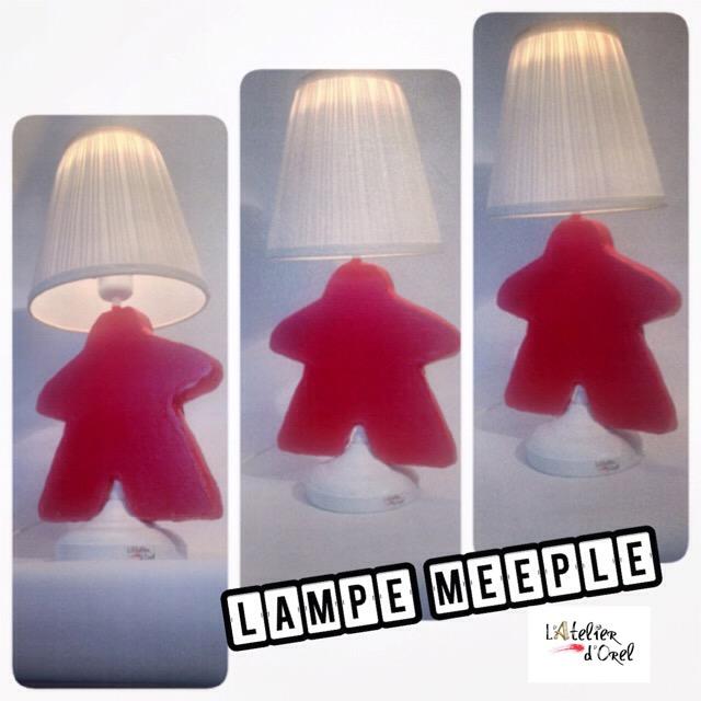 Lampe Meeples