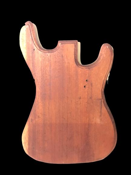 Planche à découper Guitare