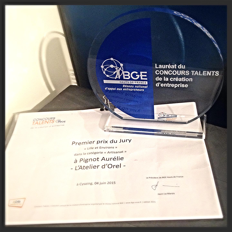 1er prix du jury 2015