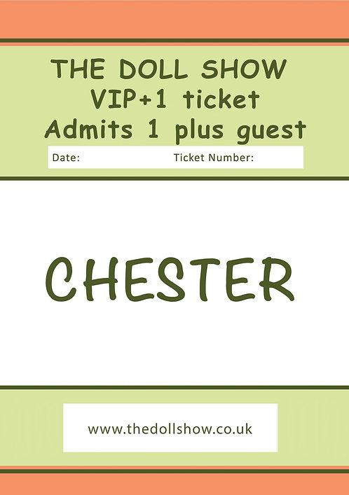 VIP +1 CHESTER (Nov) 01/11/20