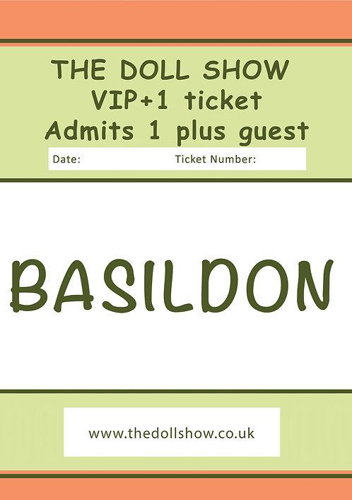VIP +1 BASILDON (NOV) 22/11/20