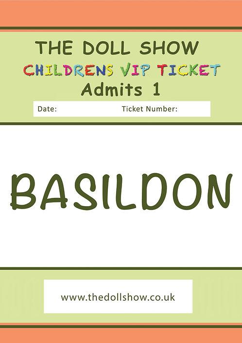 CHILDRENS VIP BASILDON (FEB) 14/02/21