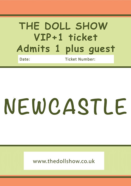 VIP +1 NEWCASTLE (MAY) 03/05/20