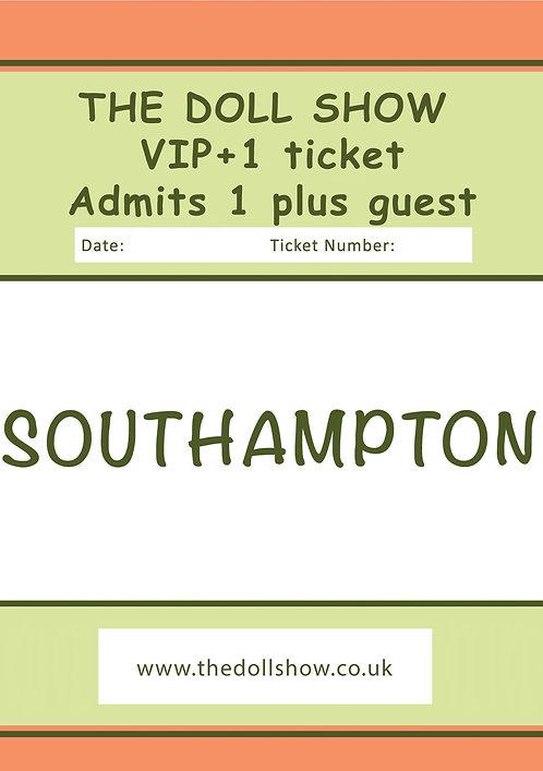 VIP +1 Southampton (MAY) 17/05/20
