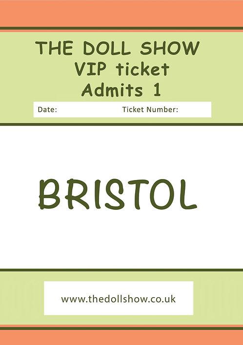 VIP BRISTOL (SEPT) 20/09/20