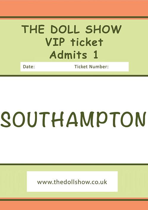VIP Southampton,Sunday April 24th 2022