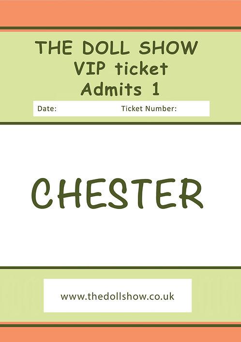 VIP CHESTER (NOV) 01/11/20