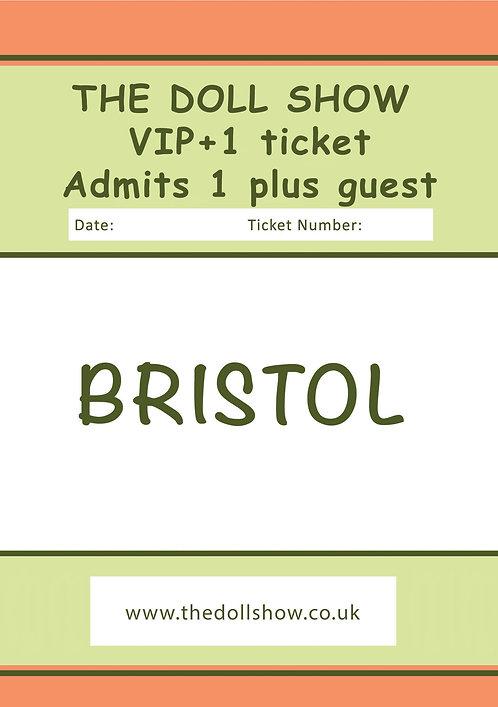VIP +1 BRISTOL (SEPT) 20/09/20