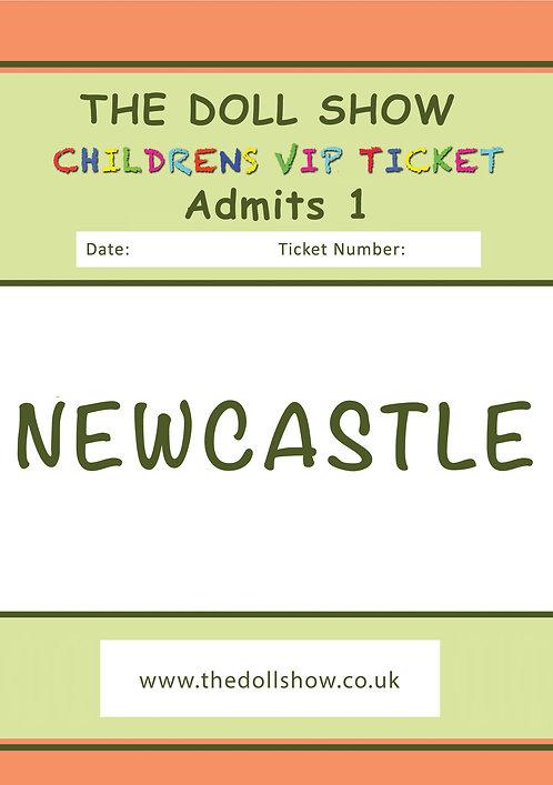 CHILDRENS VIP NEWCASTLE (MAY) 03/05/20