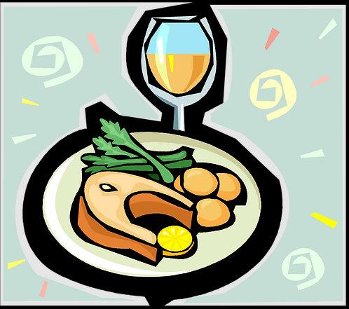 Awards Dinner Adult (vendor rate)