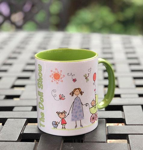 The Doll Show Mug