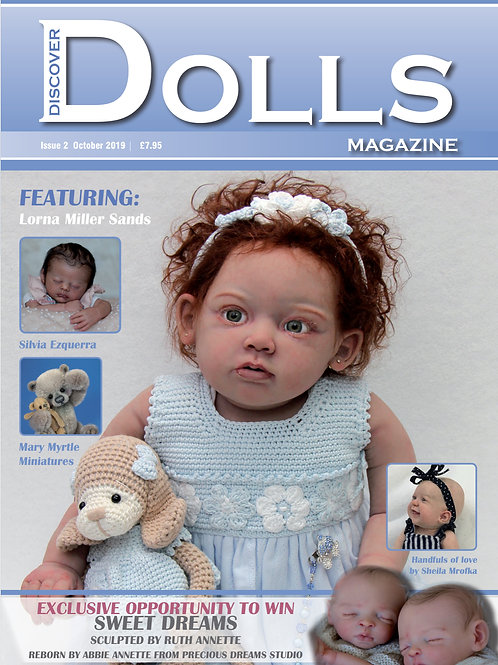 Issue 2 Discover Dolls Magazine