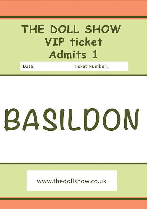 VIP BASILDON, Sunday November 21st 2021