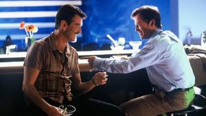 Retrospective Review: Pierce Brosnan and Greg Kinnear In 'The Matador'.