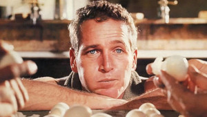 Seeing as it's Easter, here's a fun fact involving eggs and Paul Newman.