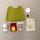 Thumbnail: ערכה להכנת כובע של צפרדע ונשיקה