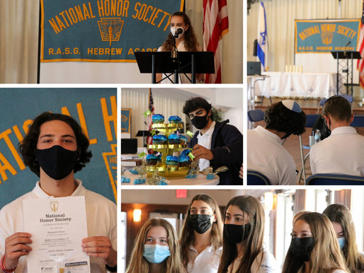 Fourteen Students Inducted into National Honor Society