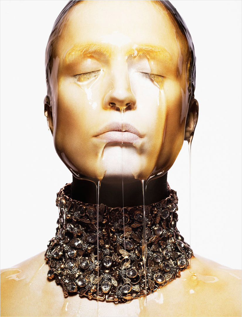 Honey miel AlexanderMcQueen woman