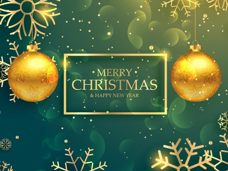A Christmas message from PHA
