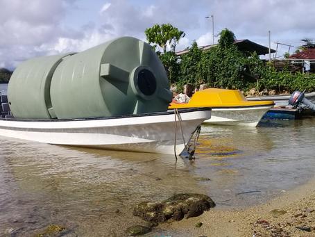 Partner Housing implements an Australian Aid water project in Solomon Islands