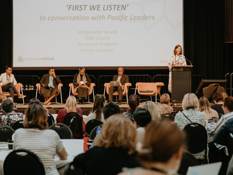 ACFID Conference 2019