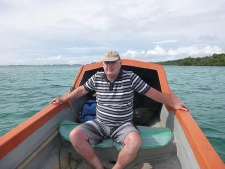 Interview with volunteer Bill Ryan